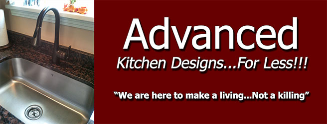 Advanced Kitchen Designs...For Less!!!  --  PA02048